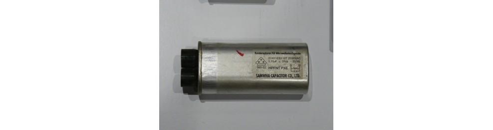 Condensateur Micro Onde