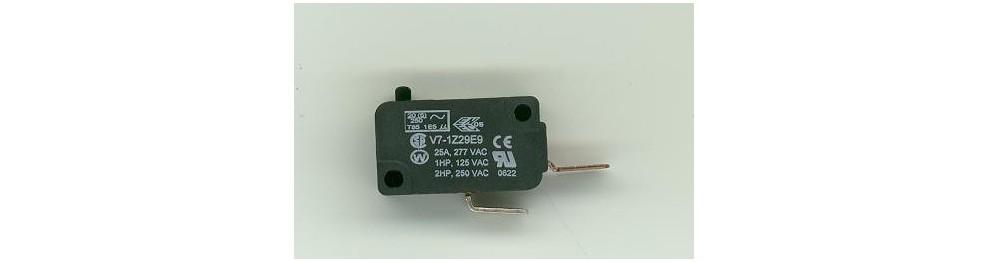 Interrupteur - sélecteur - micro switch