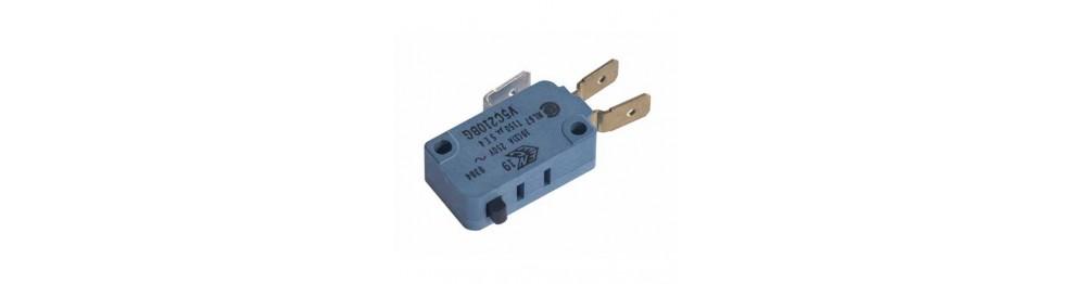 Interrupteur - sélecteur - micro switch Lave Vaisselle